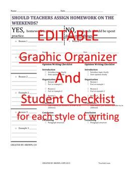 4th Grade Writing SLO