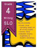 4th Grade Writing SLO