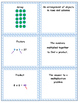 4th Grade enVision Math Topic 10 Vocabulary Sort and Match
