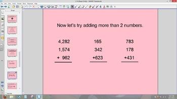 4th Grade enVision Math - Topic 2 - All Lessons TN Edition