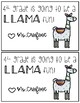This Year is Going to be a LLAMA Fun