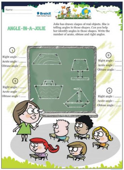 4th Grade math Bundle - Math Center