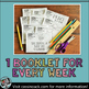 4th Graded Guided Math Booklets * Guided Math for 4th Grade