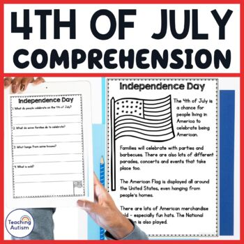 4th July Comprehension
