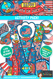 4th July Craft and Activity Resource Bundle