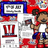 4th July Activities Bundle
