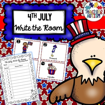 4th July Write the Room