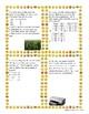 4th Math STAAR Review Bingo Numeracy Algebraic Representation