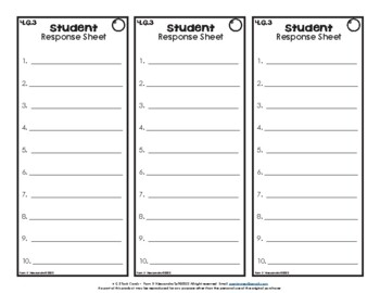4th - Math Task Cards 4.G.3 Common Core Aligned