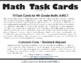 4th - Math Task Cards 4.MD.1 Common Core Aligned