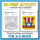 4th Of July Activities for 3rd Grade - Independence Day Multiplication