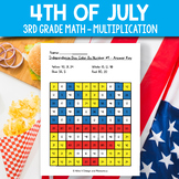Constitution Day Activities for 3rd Grade - Constitution Day Math 3rd Grade
