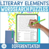 4th and 5th Grade Common Core Differentiated Literary Elem