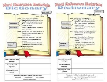 4TH/5TH GRADE (VA) Reading Notebook Set