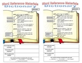 4TH/5TH GRADE (VA) Reading Notebook Set