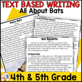 Text Based Writing- October Passages, Prompts, and Rubric- FSA Focused