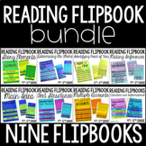 4th and 5th Grade Reading Activities | Reading Flipbooks