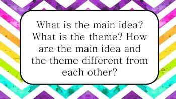 4th and 5th Grade Reading Tasks