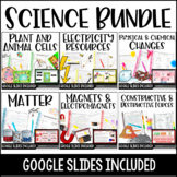 4th and 5th Grade Science Resources | with Digital Science Activities Included
