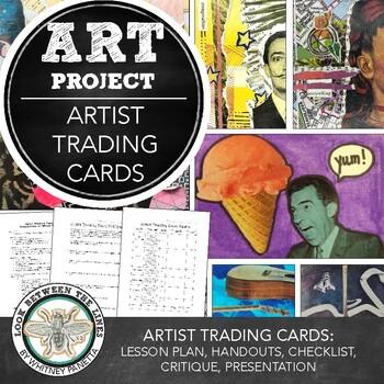 4th grade-12th grade Mixed Media Art Project: Artist Tradi