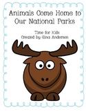 "4th grade Treasures Reading Unit 1 Week 3 ""Animals Come Ho"