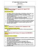 4th grade Common Core Math CURRICULUM MAP