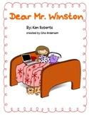 "4th grade Treasures Reading Unit 2 Week 5 ""Dear Mr. Winston"""