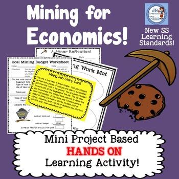 4th grade Economics mini Problem-Based Cookie Activity!