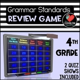 4th grade Grammar Games Set of Two