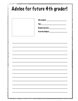 4th grade-End of year (Activity Worksheets)