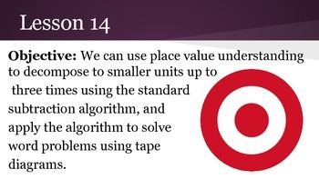 4th grade Engage NY math Module 1 Topic E Lesson 14