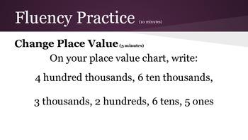 4th grade Engage NY math Module 1 Topic F Lesson 17