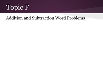 4th grade Engage NY math Module 1 Topic F Lesson 18