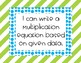 4th grade Eureka I can statements
