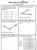 4th grade Everyday Math Unit 6 math box assessment
