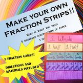 4th grade Fraction Pack!
