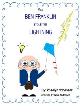 "4th grade Treasures Reading Unit 2 Week 4 ""How Ben Franklin..."""