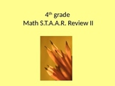 4th grade Math STAAR Review II