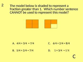 4th grade Math STAAR Review II