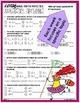 4th grade Math Summer Practice