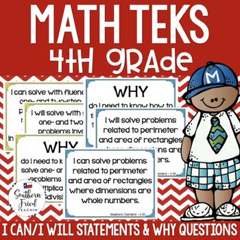 4th grade Math TEKS