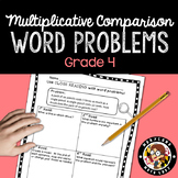 4th grade Multiplication and Division Word Problems - Close Reading!
