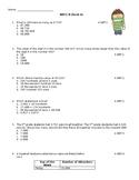 4th grade NBT Quiz