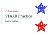 4th grade - New- STAAR Reading Practice Test