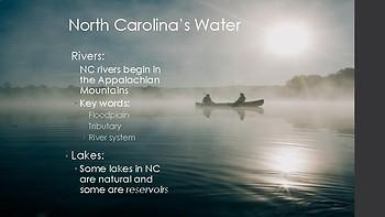 4th grade North Carolina Social Studies Unit 1