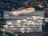 4th grade North Carolina Social Studies Unit 7