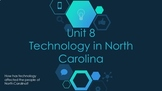 4th grade North Carolina Social Studies Unit 8