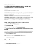 4th grade OK 5.1f Test Take Strategies worksheet