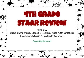4th grade Reading STAAR Review