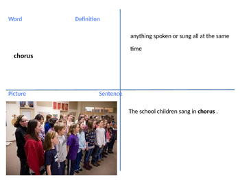 4th grade Reading Street How Night Came From The Sea U3W3 vocab powerpoint